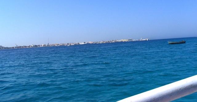 Wycieczka łodzią ze szklanym dnem - Egipt – relacje z podróży