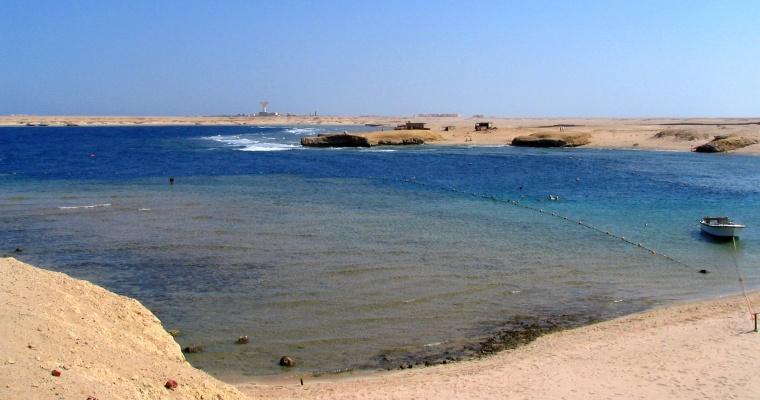 Sharm El Naga - Egipt