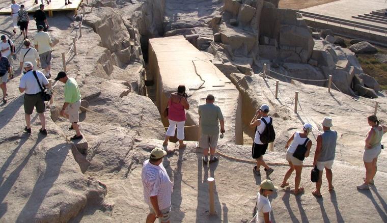 Niedokończony Obelisk - Egipt – relacje z podróży