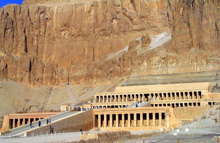 Świątynia w Luksorze - Egipt – relacje z podróży