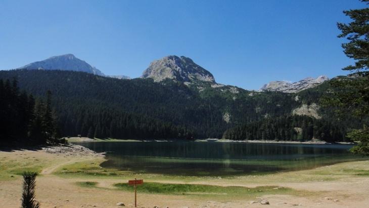 jezioro Czarne - Czarnogóra