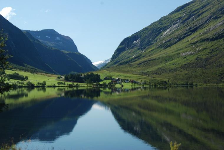 norweskie fiordy i lodowce - Norwegia - relacje z podróży