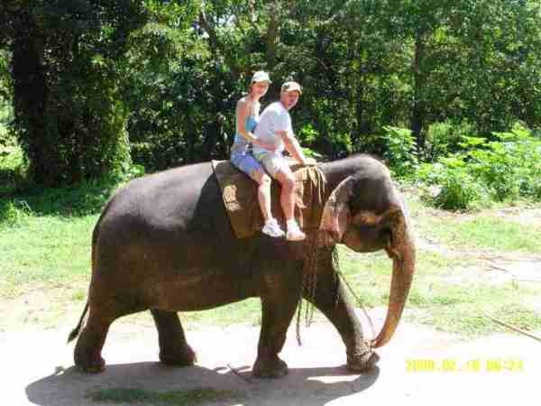 w drodze do Kandy - Sri Lanka – relacje z podróży