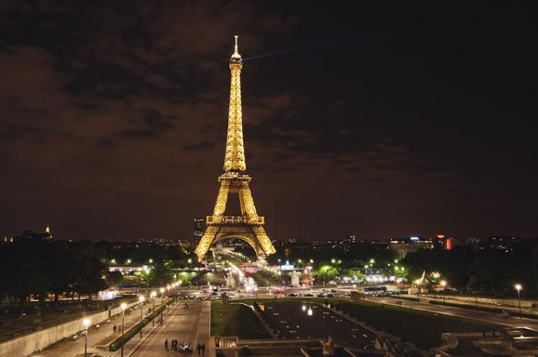 Paryż - Francja – relacje z podróży