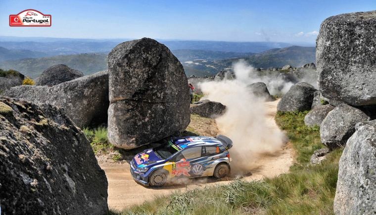WRC Vodafone Rally de Portugal  - Portugalia